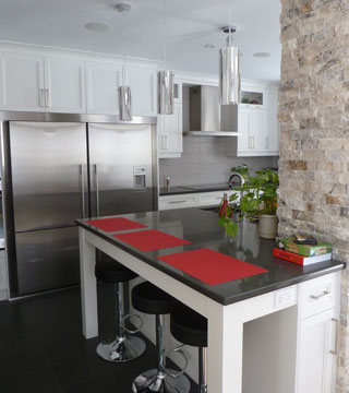 Rénovation résidentiel